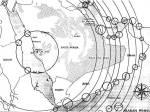 Peta Topografi Mekkah